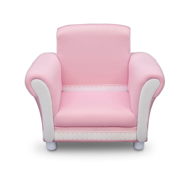 Delta Children Upholstered Chair Pink Amazon Baby