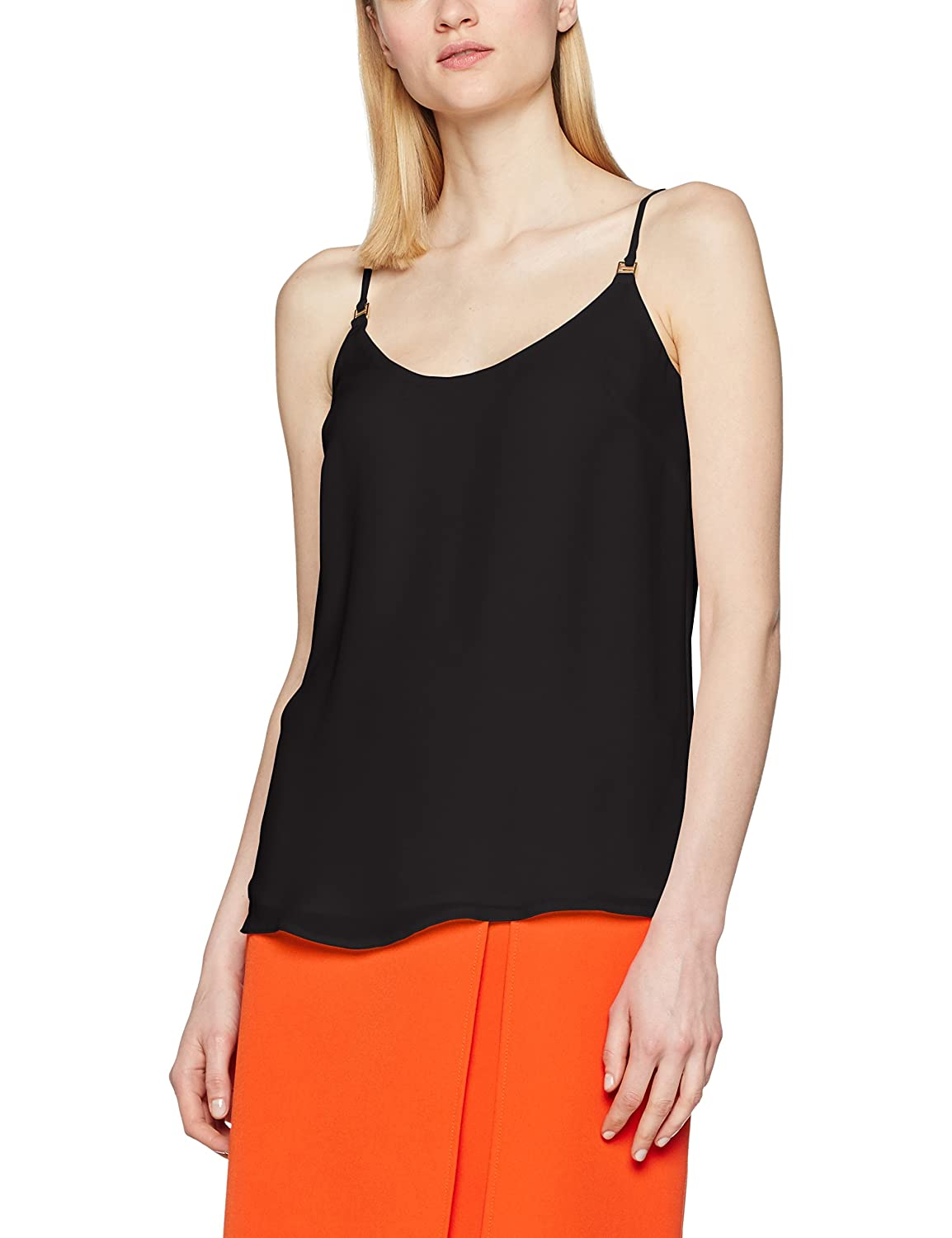 Dorothy Perkins Women's Trim Cami Blouse