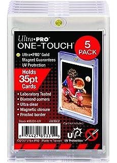 Opbergsystemen, standaards Pro-Mold Magnetic Trading Card Holders 20pt Regular MH1UV5 Standard 10-Pack