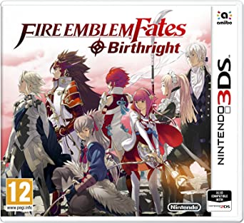 Fire Emblem Fates: Birthright (Nintendo 3DS): Amazon co uk