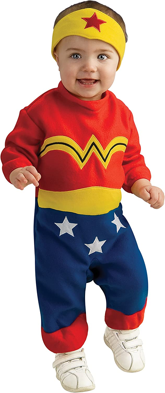 Rubies Disfraz de Wonder Woman Amazonas DC Comics para bebé ...