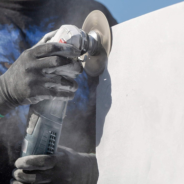 Concrete Marble Porcelain Ceramic Superior Diamond Tools Turbo Diamond Blade for Angle Grinder 4.5 Grinder Diamond Blade for Cutting Granite Brick /& More