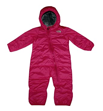 The North Face Baby Girls Toasty Toes Bunting Passion pink (12-18 ...