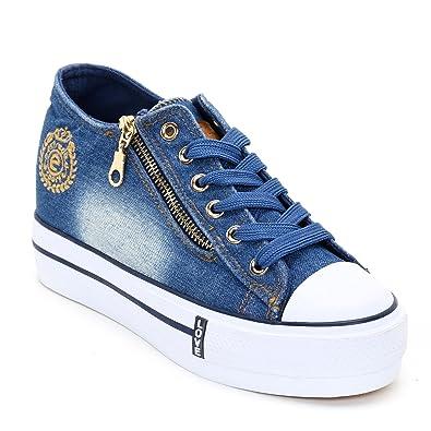 Sneaker Scarpe Hoher amp;scarpe Sohle Mit Und Estrada'sport derWBoCx