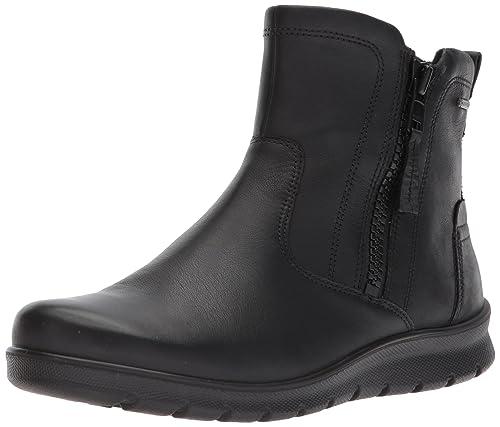 0db8d92016d9ac ECCO Damen Babett Boot Kurzschaft Stiefel  Amazon.de  Schuhe ...