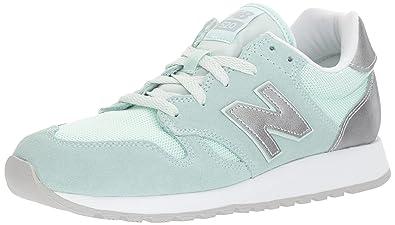 5992682fc400 New Balance Damen Wl520 Leichtathletikschuhe  Amazon.de  Schuhe ...
