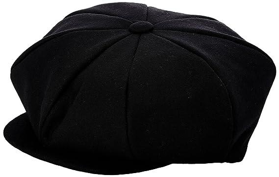 Amazon.com  Jaxon Hats Solid Big Apple Cap  Clothing 972b3326eb1