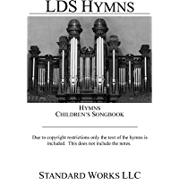 LDS Hymns and Children's Songbook book cover
