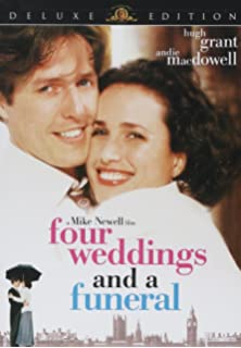 Four Weddings And A Funeral Deluxe Edition