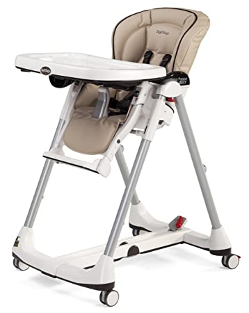 Exceptional Peg Perego Prima Pappa Best High Chair, Cappuccino/Beige