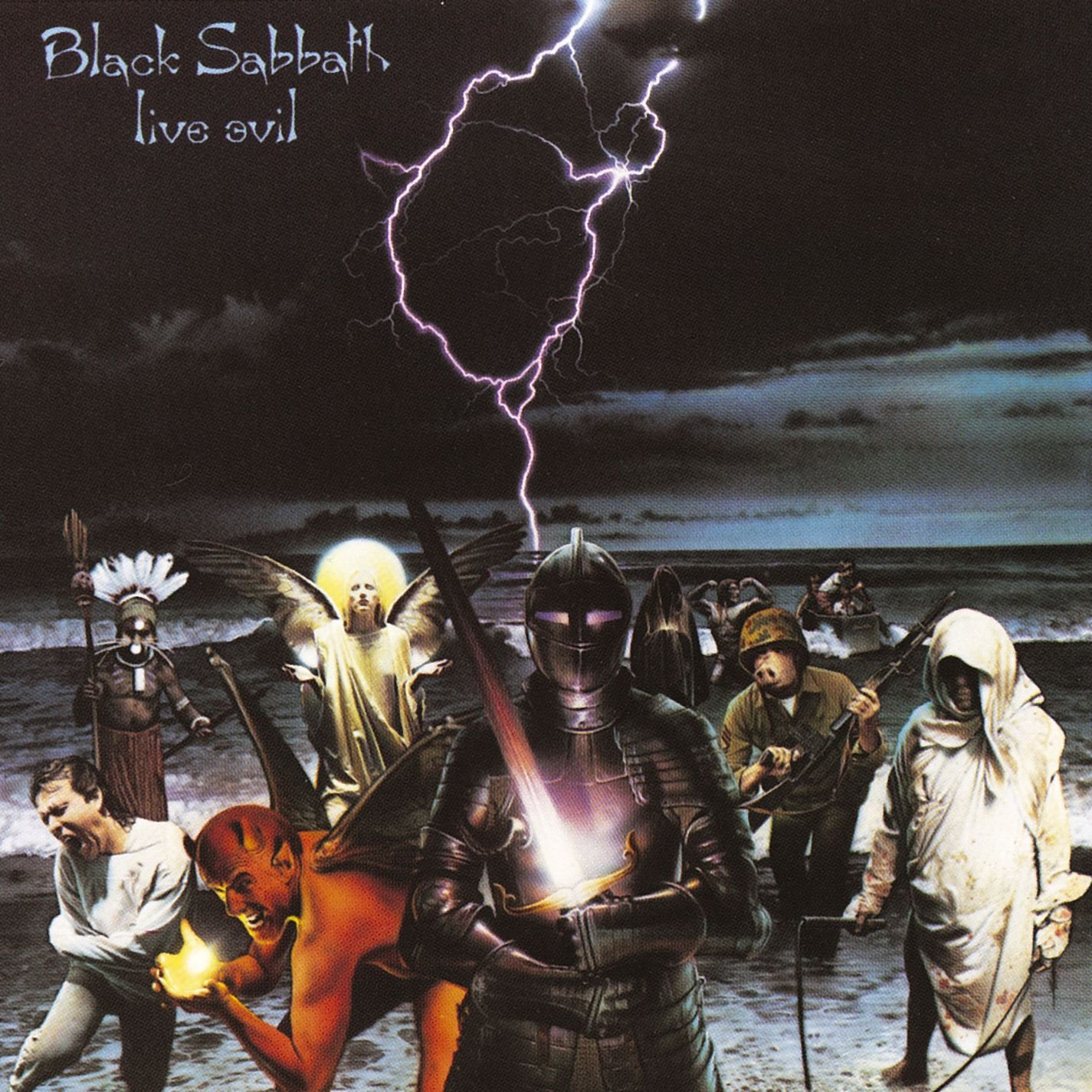 Live Evil (2CD) by Black Sabbath