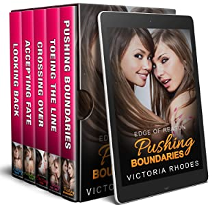 Lesbian Romance: Complete Series Box Set (Edge of Reason)