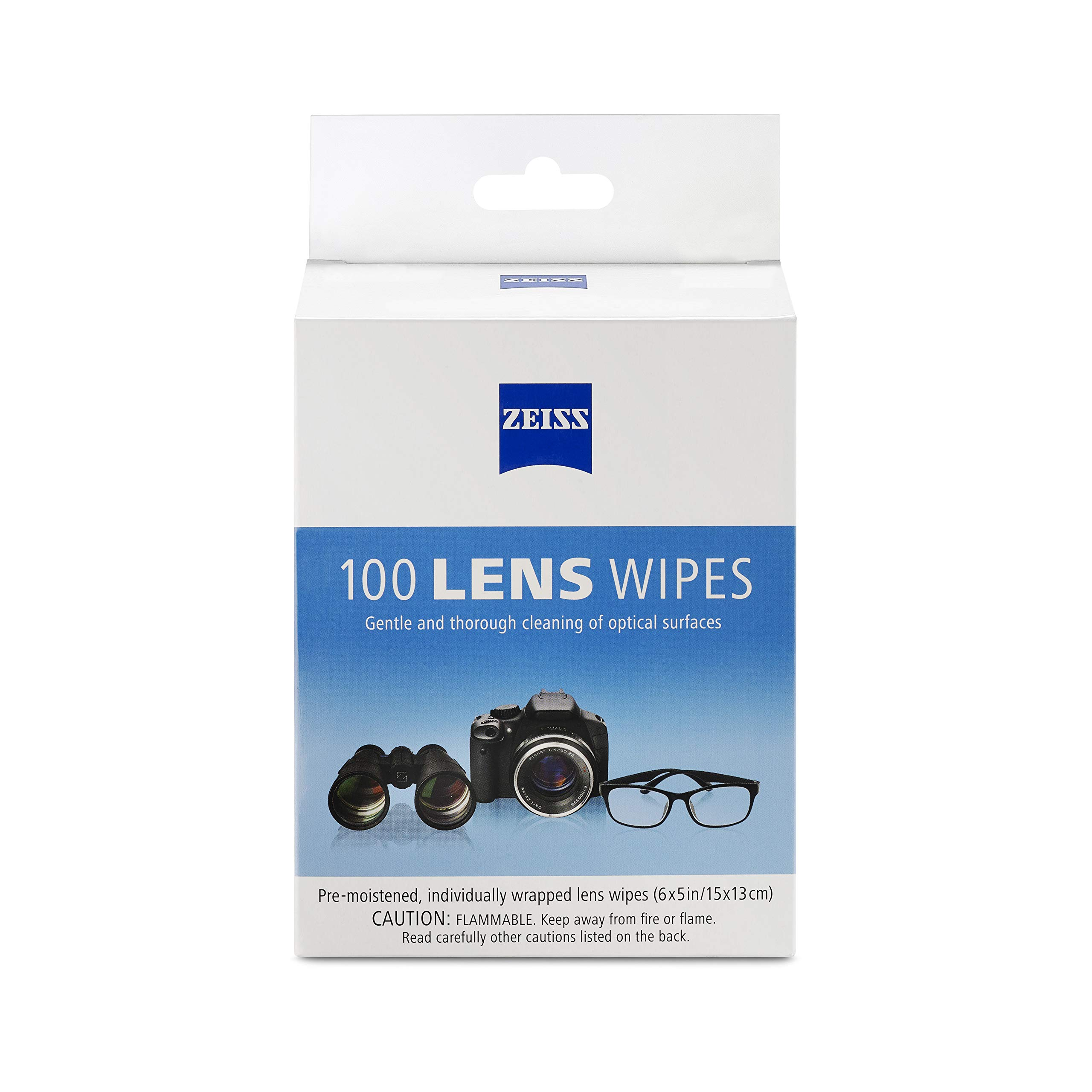 ZEISS 100 LENS WIPES
