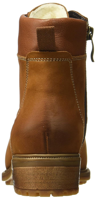 Ara (Nuss, Damen Kansas-St Stiefel Braun (Nuss, Ara Cognac) 1250fa