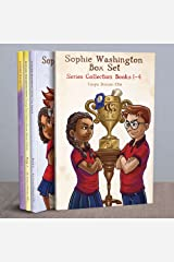 Sophie Washington Box Set (Books 1-4): Queen of the Bee, The Snitch, Things You Didn't Know About Sophie, The Gamer (Sophie Washington Series) Kindle Edition