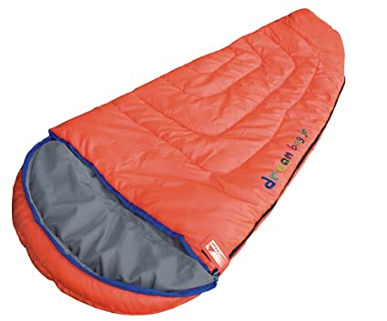 High Peak Dream Bag Junior - Saco de dormir (175 x 70 cm),