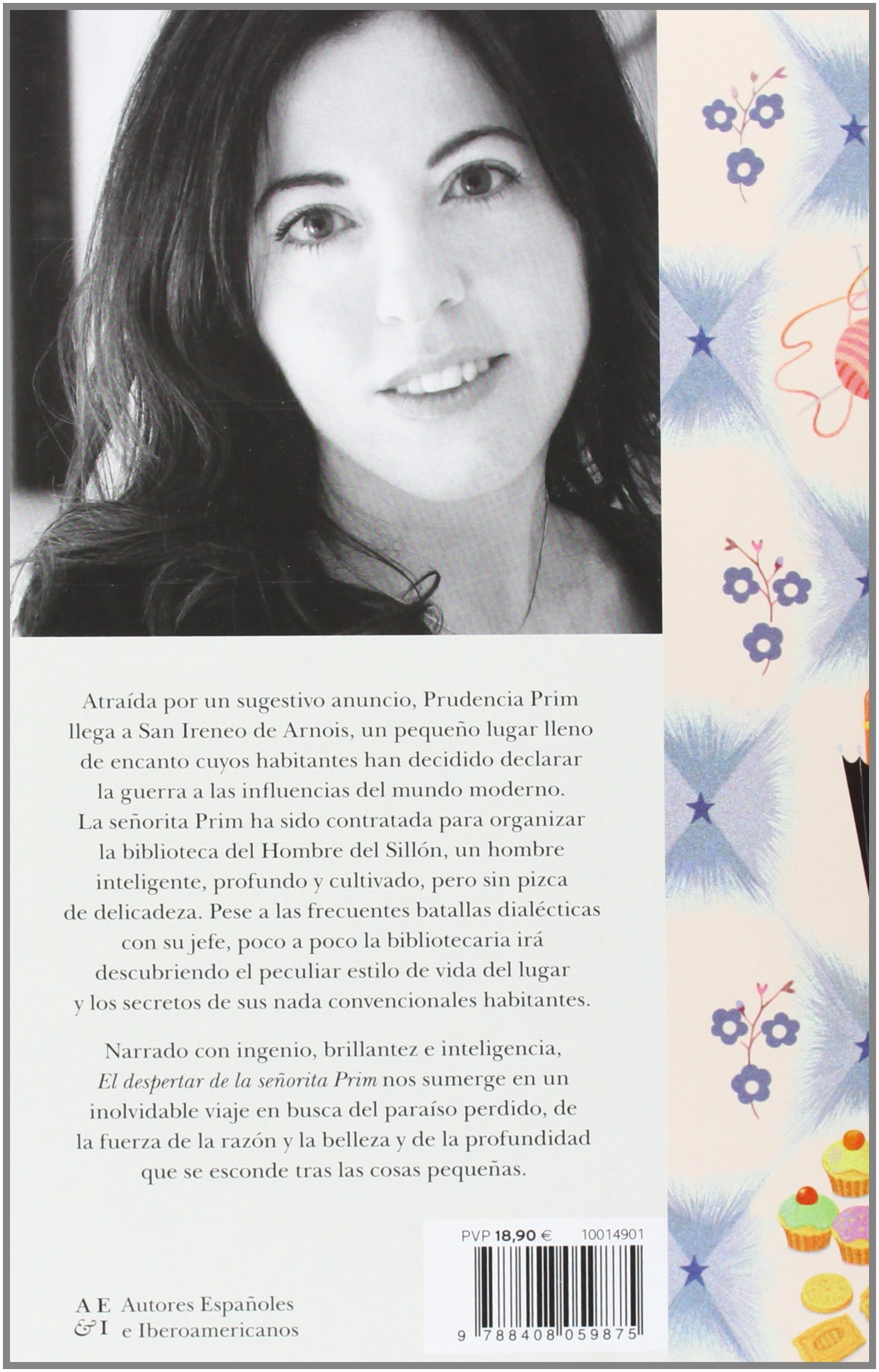 El despertar de la señorita Prim Autores Españoles e Iberoamericanos: Amazon.es: Natalia Sanmartin Fenollera: Libros