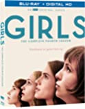 Girls: Season 4 [Blu-ray] + Digital HD