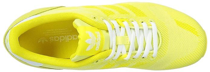 adidas B35574, Running Femme - Multicolore (Byello/Bluyel/Ftwwht) 41.33 EU