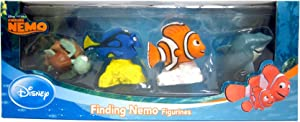 Finding Nemo 4 Piece Figure Set Standard