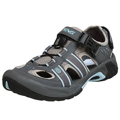 Teva Omnium Damen Trekking Wanderschuhe Outdoor Schuhe Women grau,  Schuhgröße:EUR 37