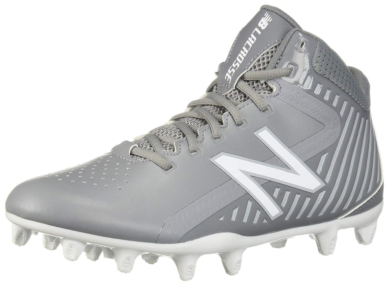 nouveau   Hommes's Rush V1 Speed Lacrosse chaussures, gris, 6.5 2E US