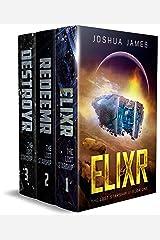 The Lost Starship: Books 1-3 Complete Saga: Elixr - Redeemr - Destroyr Kindle Edition
