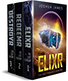 The Lost Starship: Books 1-3 Complete Saga: Elixr - Redeemr - Destroyr (English Edition)