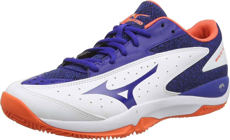 Mizuno Wave Flash CC, Zapatillas de Tenis para Hombre