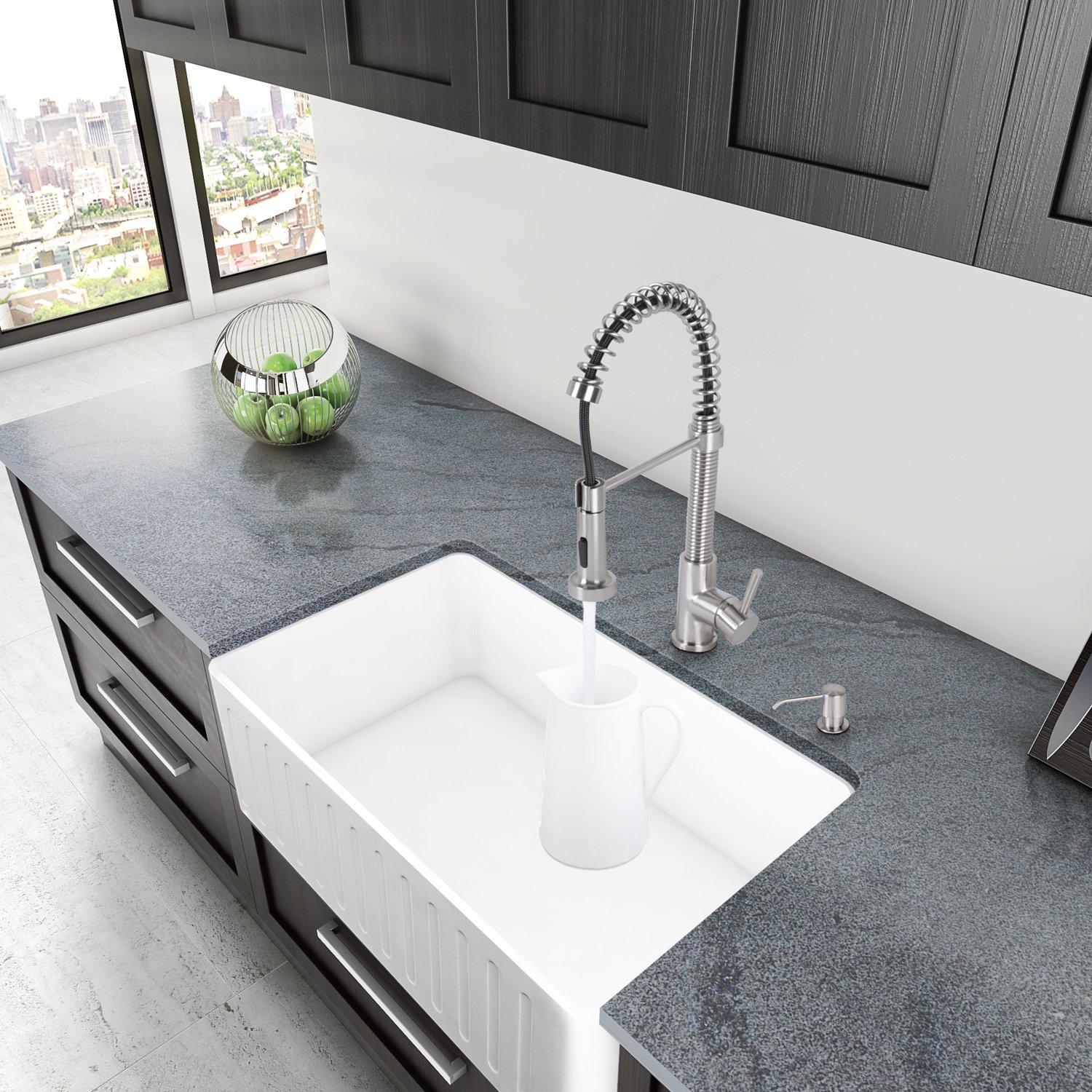 acrylic kitchen sink reviews