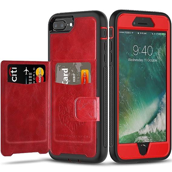 apple iphone 8 plus case black