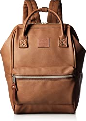 Anello Synthetic Leather Backpack (Small Size) Japan import