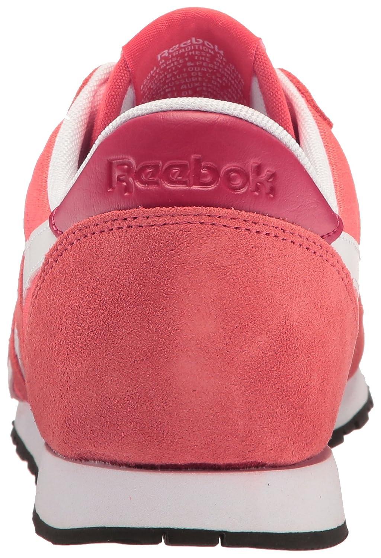 Clásico De Nylon Zapatos Delgado Corrientes De Las Mujeres De Reebok iMx25