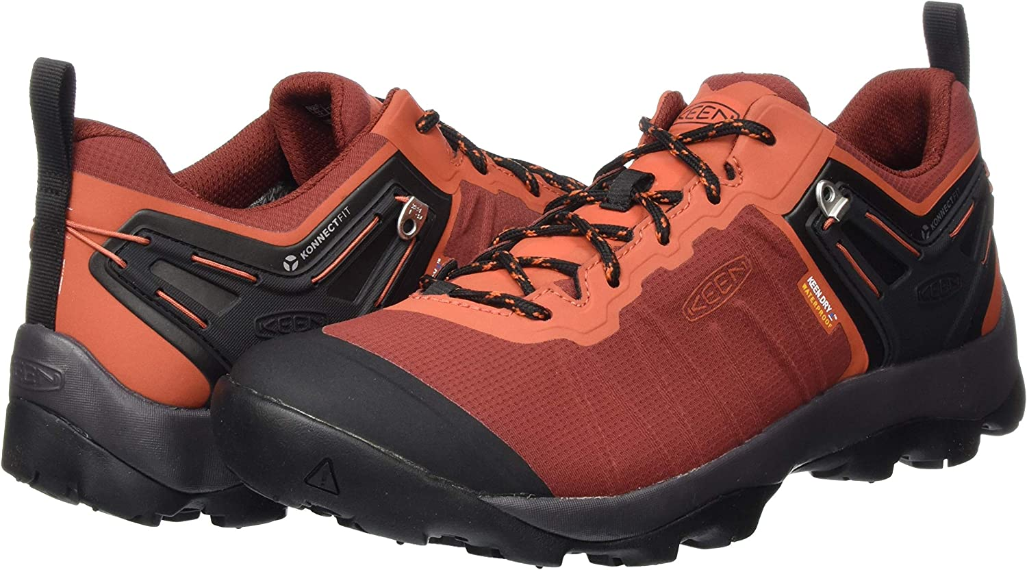 KEEN Mens Venture Wp Hiking Boot