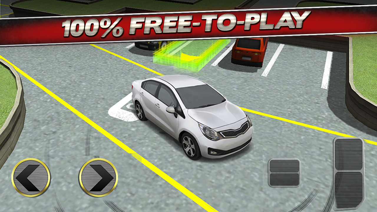 Amazon Com 3d Car Parking Simulator Game Real Limo And Monster
