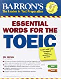 Barron's Essential Words for the TOEIC, w. MP3-CD