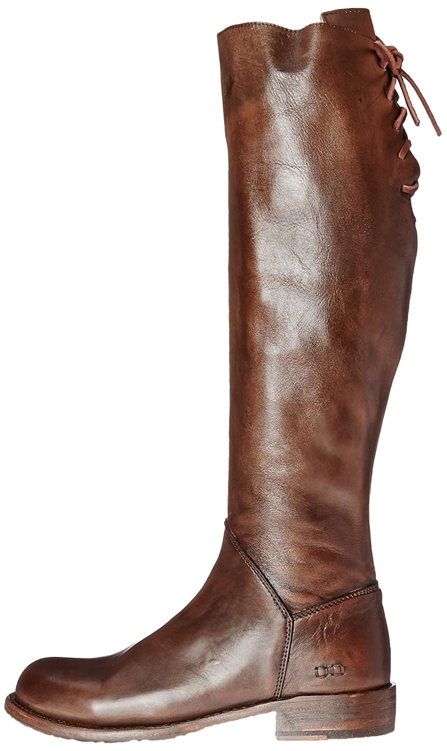 Bed|Stu Women's Manchester Knee-High Boot B00UKELMWG 7.5 B(M) US|Teak Glaze