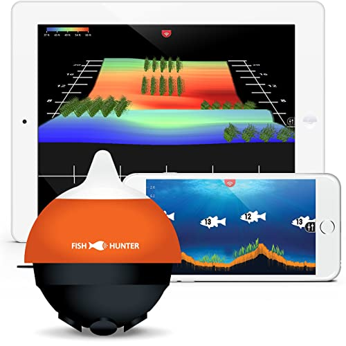 FishHunter Portable Directional 3D Wireless, Fish Finder