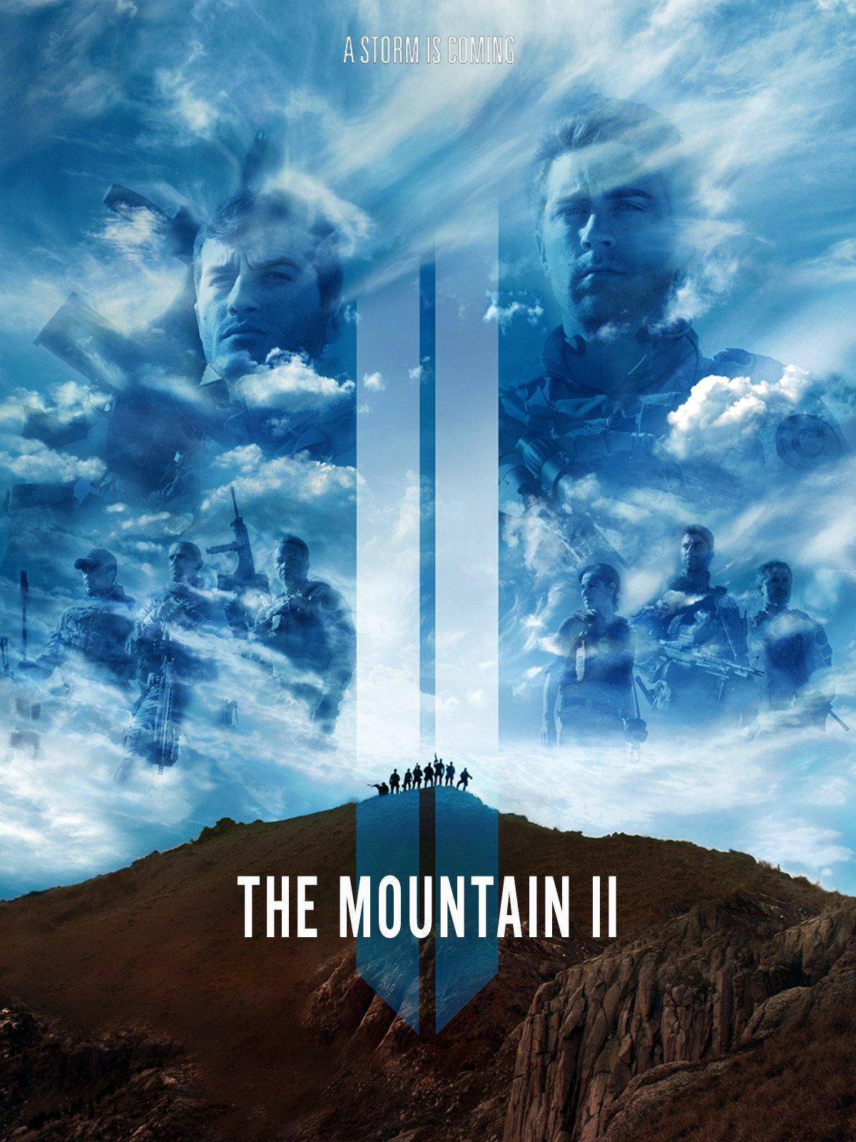 Amazon.com: The Mountain II: Caglar Ertugrul, Ufuk Bayraktar, Bedii ...