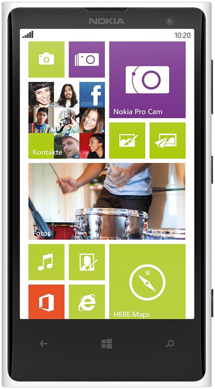 Smartphone NOKIA LUMIA 1020 BLANC 32GO
