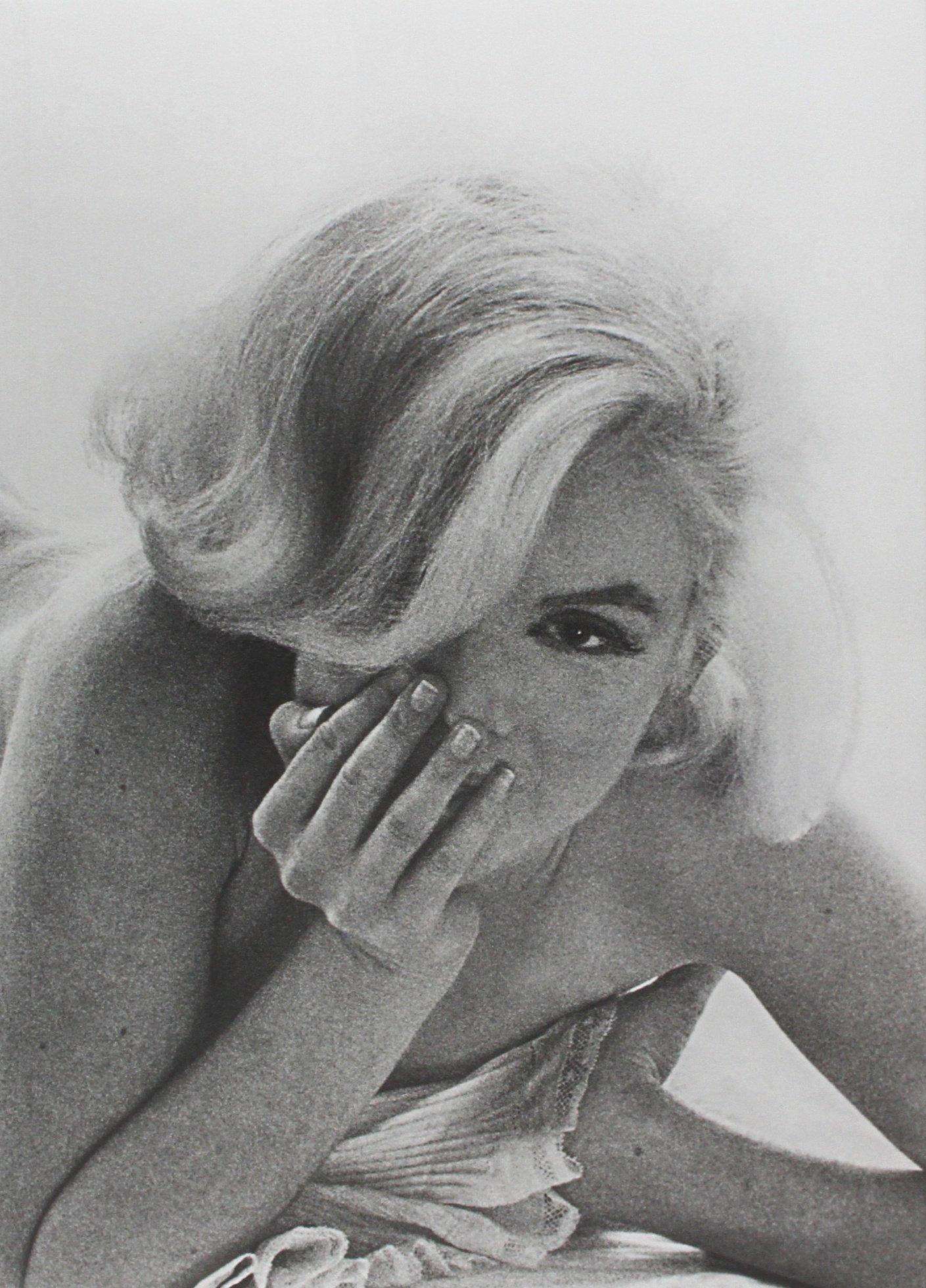 Marilyn Monroe, la dernière séance Broché – 29 juin 2006 Bert Stern Jeanne Bouniort Gallimard 2070118576