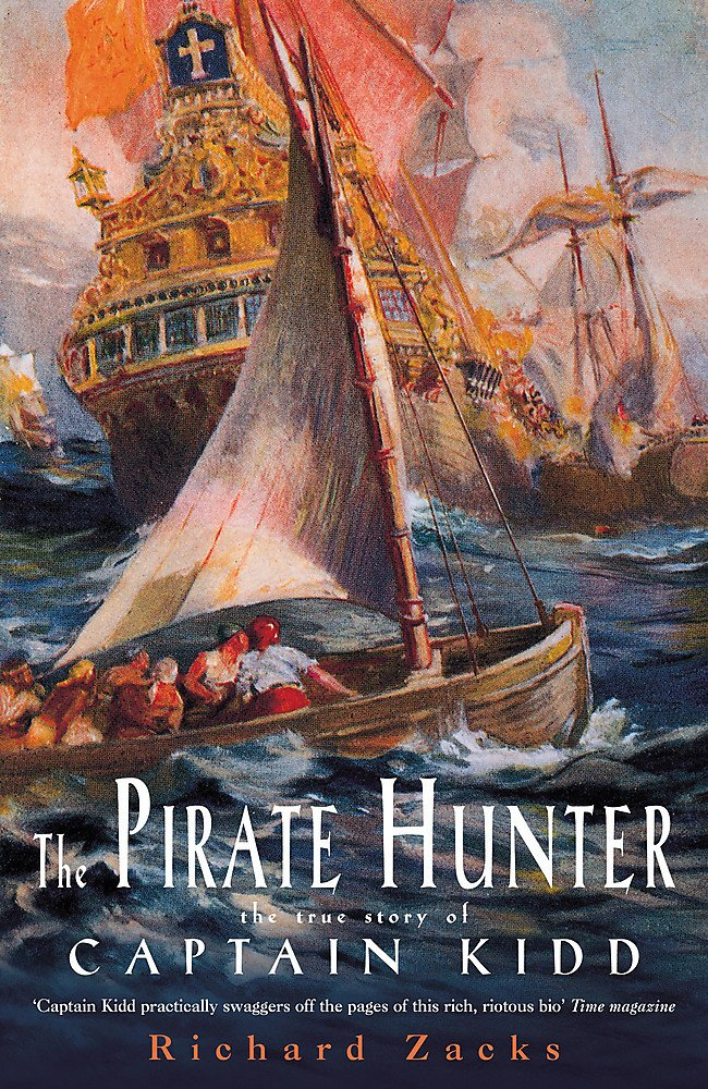 The Pirate Hunter: The True Story of Captain Kidd: Amazon.es ...
