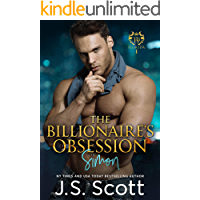 The Billionaire's Obsession ~ Simon: A Billionaire's Obsession Novel (The Billionaire's Obsession series Book 1) book cover