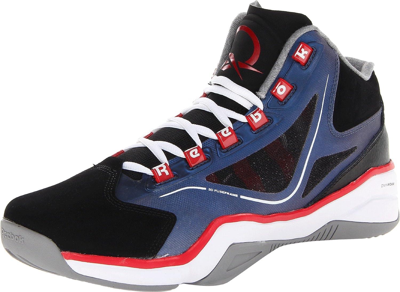 Zapato Reebok Q96 Crossexamine Baloncesto: Amazon.es: Zapatos y ...