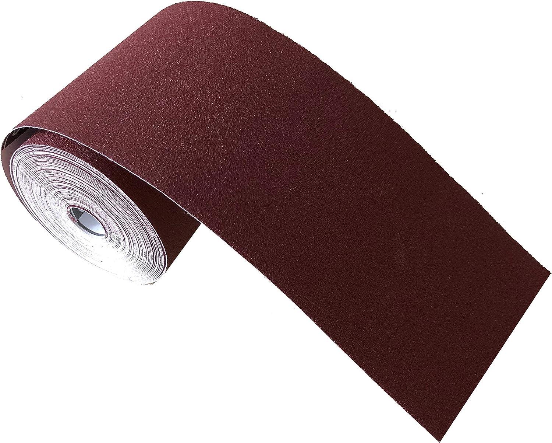 # 1500# Lot de 15 feuilles de papier abrasif ronds de 12,7 cm 180 400 1500 5000 10000# en fibres v/ég/étales pour polissage et meulage