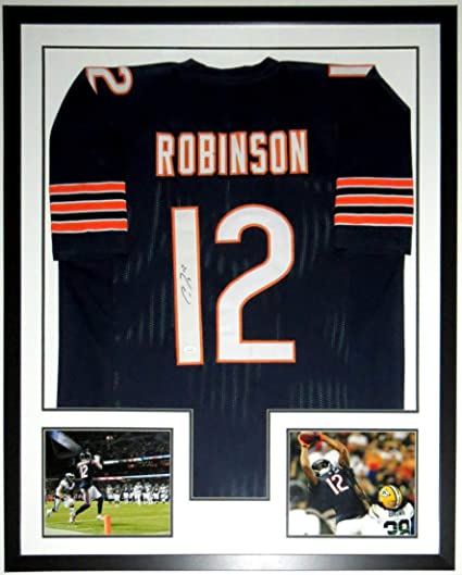 Allen Robinson Authentic Signed Chicago Bears Jersey - JSA COA ...