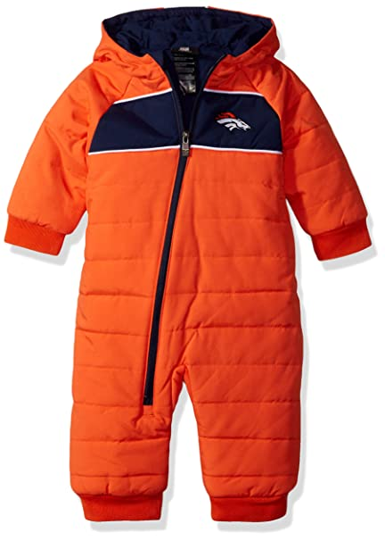 Amazon.com  Outerstuff NFL Boys Infant Kickoff Puffer Onesie  Sports ... e0fe86910