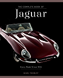 The Complete Book of Jaguar:Every Model Since 1935 (Complete Book Series)