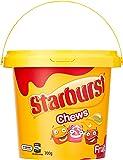 Starburst Fruit Chew Bucket, 700 Grams x 6