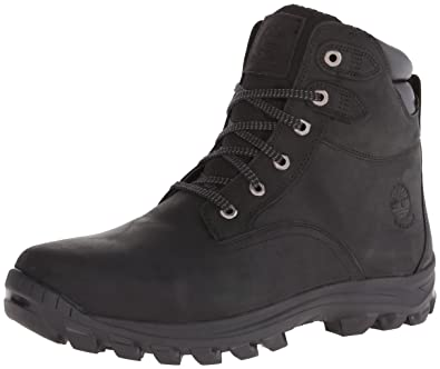 Timberland Men's Chillberg Mid Waterproof Boot,Black,9 ...